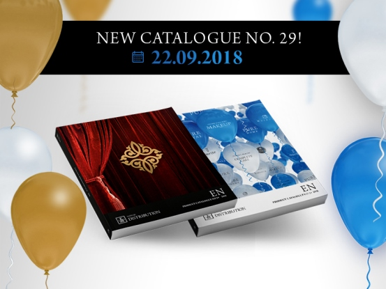 NEW CATALOGUE NO. 29 HAS ARRIVED!