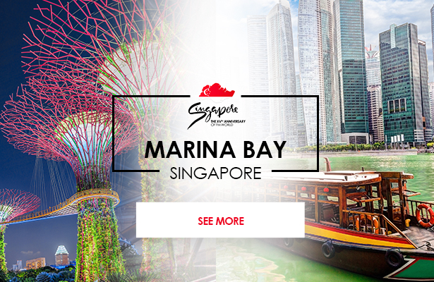 Getting ready for 15th FM WORLD Anniversary - Trip to Marina Bay