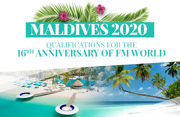 Maldives 2020 – qualification for the 16th Anniversary of FM WORLD
