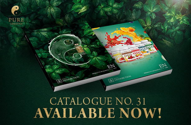 PURE LIFESTYLE in catalogue no. 31 – meet all new products
